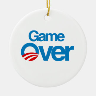Game Over Christmas Tree Ornaments