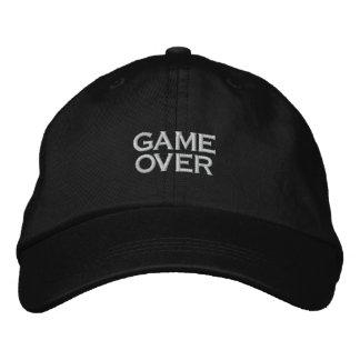 GAME OVER, PC GAME PLAYER CAP BASEBALL CAP