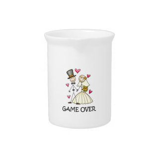 Game Over Pitcher