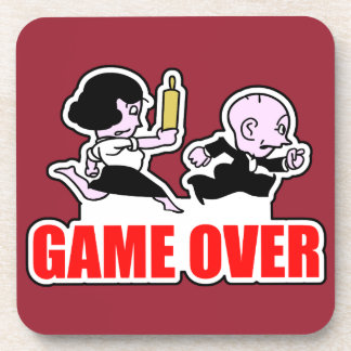 Game Over Player Coaster