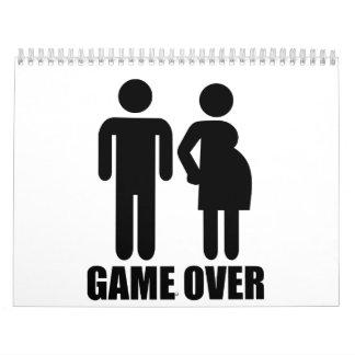Game over Pregnancy Calendar