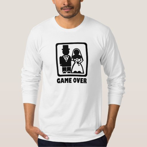 Game over shirt