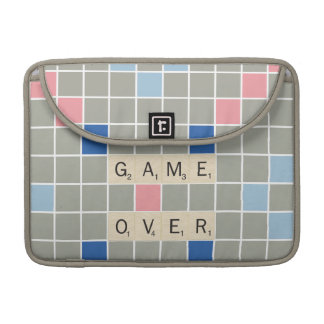 Game Over Sleeve For MacBook Pro