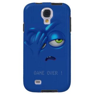 Game Over Smiley Emoticon Face Samsung S4 Galaxy S4 Case