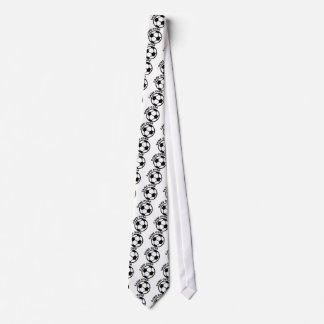 game over soccer ball tie