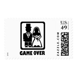 Game over stamp