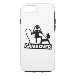 Game over wedding iPhone 7 case