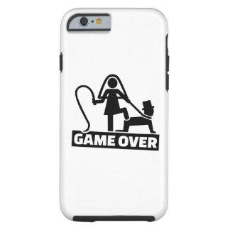 Game over wedding tough iPhone 6 case