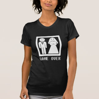 Game Over - White T-shirt