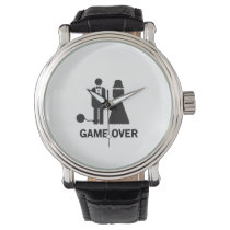 Game Over Wristwatch