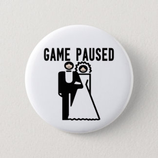 Game Paused Button