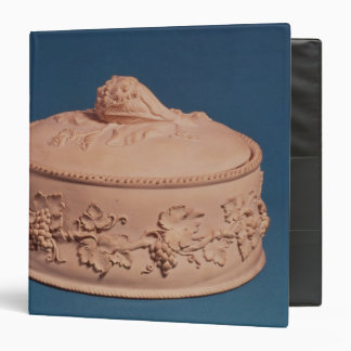 Game Pie Dish, c.1820 Vinyl Binders