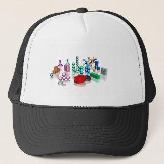 Game Pieces Trucker Hat