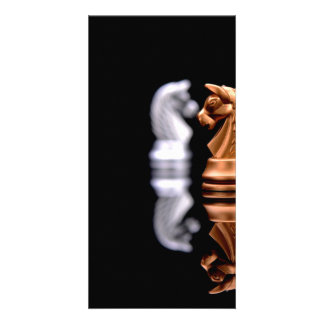 Game Play Chess Card