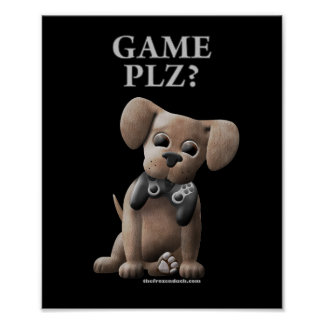 Game PLZ? Poster
