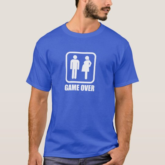 Game - pregnant T-Shirt