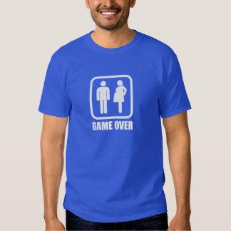 Game - pregnant tee shirt