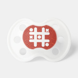 Game Puzzles Minimal BooginHead Pacifier