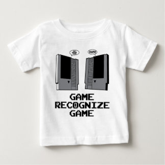 Game Recognize Game Baby T-Shirt