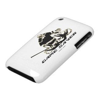 GAME SAVER iPhone 3 Case-Mate CASE