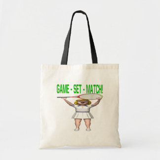 Game Set Match Bag