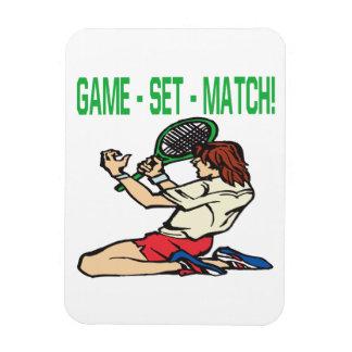 Game Set Match Magnet