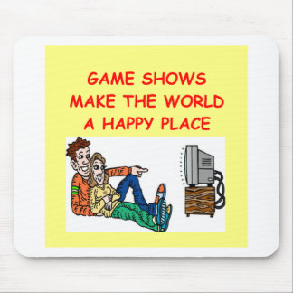game shows mouse pads