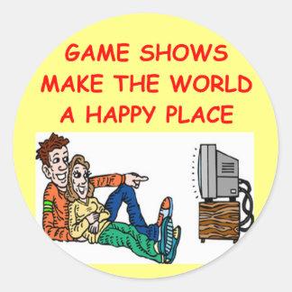 game shows sticker