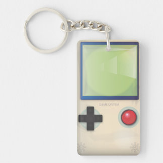 Game System Keychain