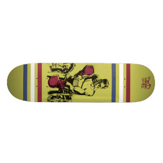 Game Tight Skate Deck