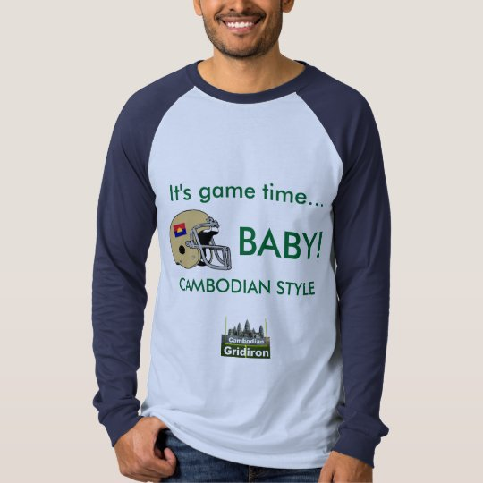 Game Time - Cambodian Style T-Shirt