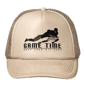 Game Time - Tackle Trucker Hat