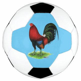 Gamecock:  Dark Red Soccer Ball