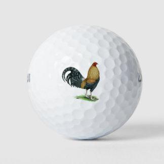 Gamecock:  Dom or Crele Golf Balls