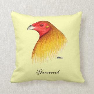 Gamecock Dubbed Throw Pillow