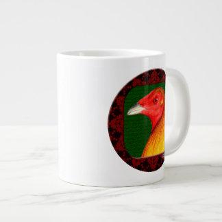 Gamecock Framed Giant Coffee Mug