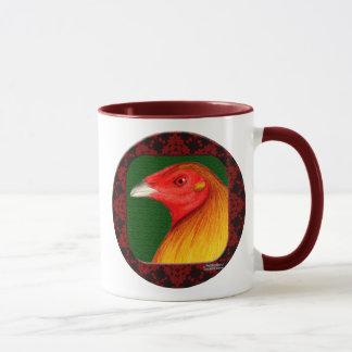 Gamecock Framed Mug