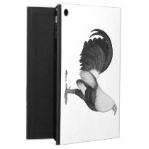 Gamecock Grey Duckwing iPad Air Cover