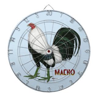 Gamecock Macho Duckwing Dartboards