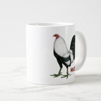 Gamecock Macho Duckwing Giant Coffee Mug
