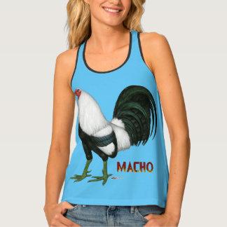 Gamecock Macho Duckwing Tank Top