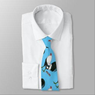 Gamecock Macho Duckwing Tie