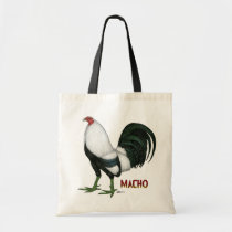 Gamecock Macho Duckwing Tote Bag