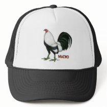 Gamecock Macho Duckwing Trucker Hat