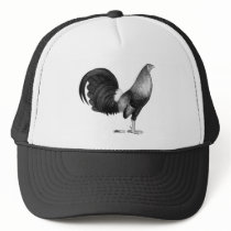 Gamecock Red Hatch Trucker Hat