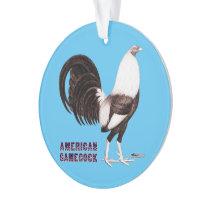 Gamecock Sepia Ornament