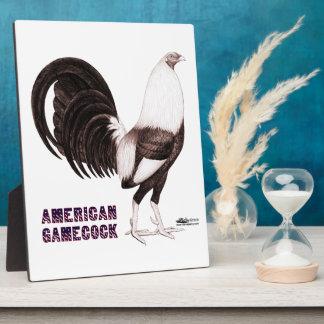 Gamecock Sepia Plaque