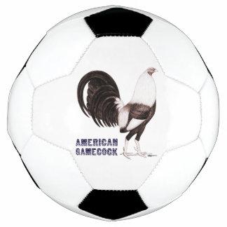 Gamecock Sepia Soccer Ball