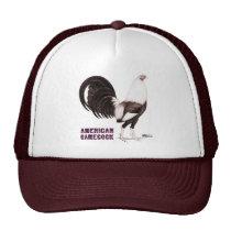 Gamecock Sepia Trucker Hat