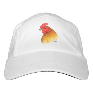 Gamecock Stag Pea Comb Hat